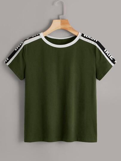 022e8e96 Women's T-Shirts, Oversized & Designer T-Shirts   SHEIN IN