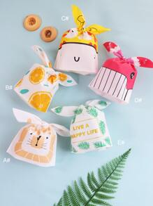 Cartoon Packaging Bag 50pcs