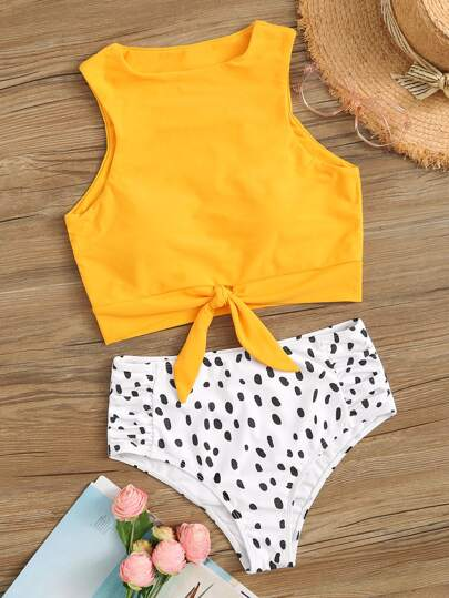 40a2fcb354 Women's Bikinis | Two-Piece Swimsuits | SHEIN