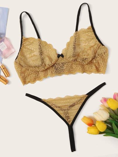 35ea1dd490 Sexy Lingerie | Shop Lingerie for Women Online | SHEIN IN