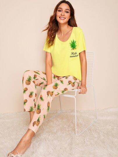 f1606f12f Pajama Sets | Pajama Sets Sale Online | ROMWE
