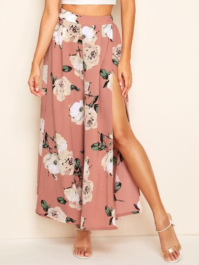 17ee2d4e0e Women's Trousers, Shop Wide Leg, Hight Waist & More | SHEIN UK