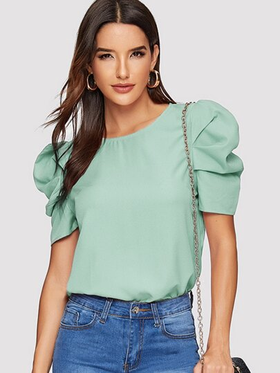 8290b7f9b28 Women's Blouses, Shirts & Dressy Tops | SHEIN