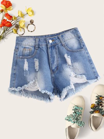 4dd03c55b1 Denim, Shop Denim Online   SHEIN IN