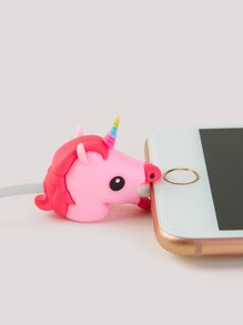 Unicorn Design Charger Cable Protector 1pc