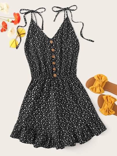 9d1f027cc02d Plus Size Jumpsuits, Shop Plus Size Jumpsuits Online | SHEIN UK