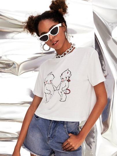 a3bc551f75 T-shirts & Tees  T-Shirts for Women - Buy Stylish Women's T-Shirts ...