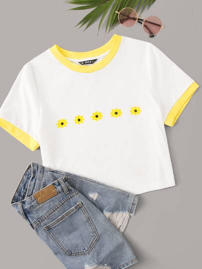 4cb217a1 T-shirts & Tees  T-Shirts for Women - Buy Stylish Women's T-Shirts ...