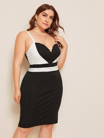46a7fb1de7a Women's Plus Size & Curvy Dresses | SHEIN