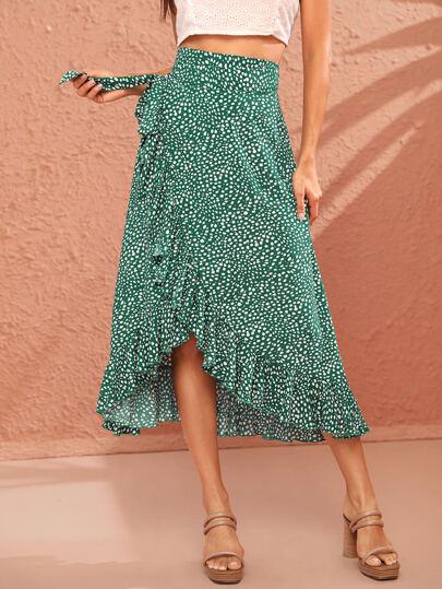 e79d05a57ec9 Women's Skirts, Shop Maxi Skirts & Mini Skirts Online | SHEIN UK