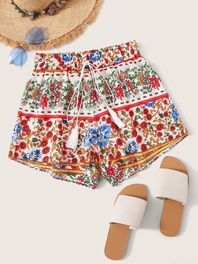 15485dc545 Shorts |Denim shorts|Shorts For Women |ROMWE