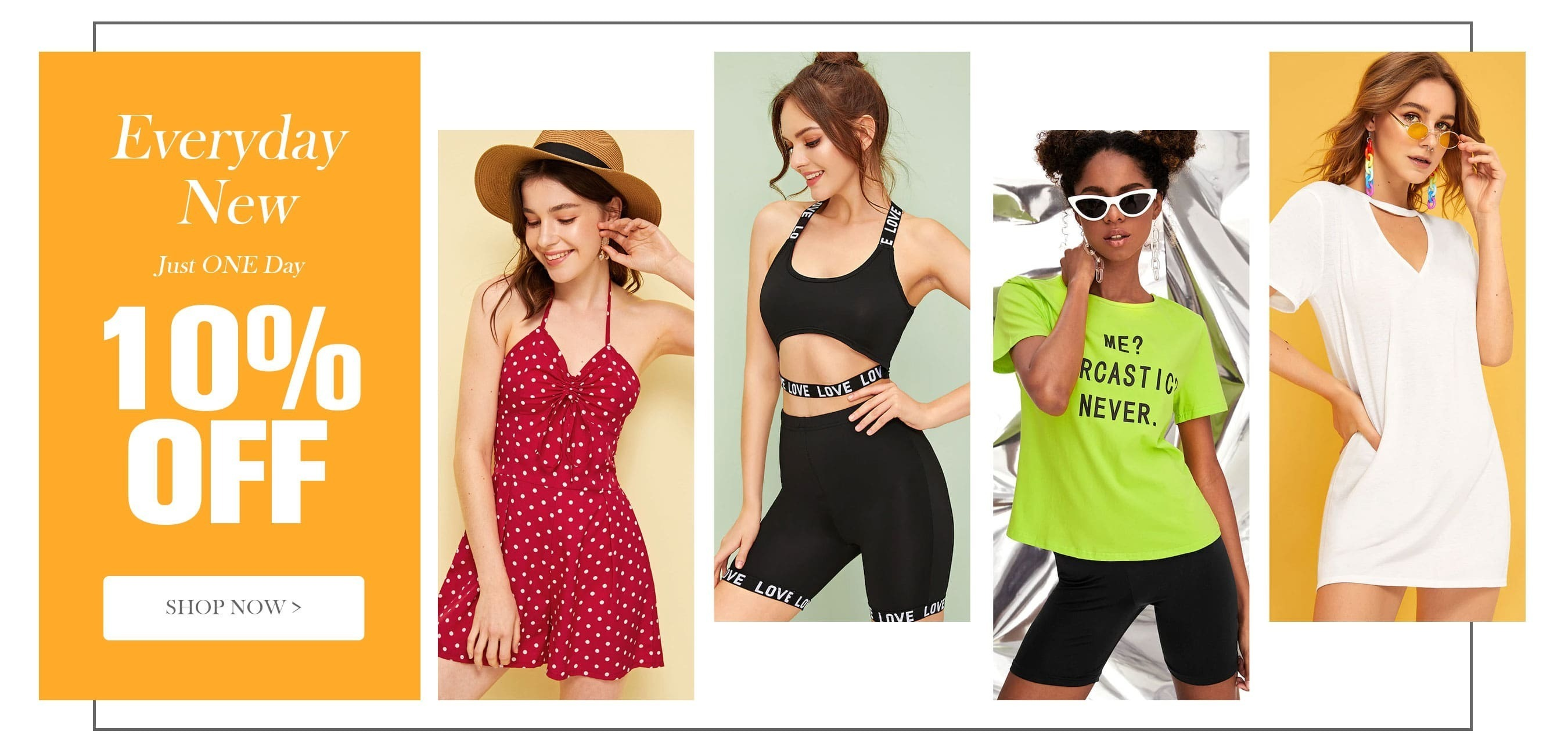 fb729d067ca Shop The Latest Girls   Guys Fashion Trends at ROMWE