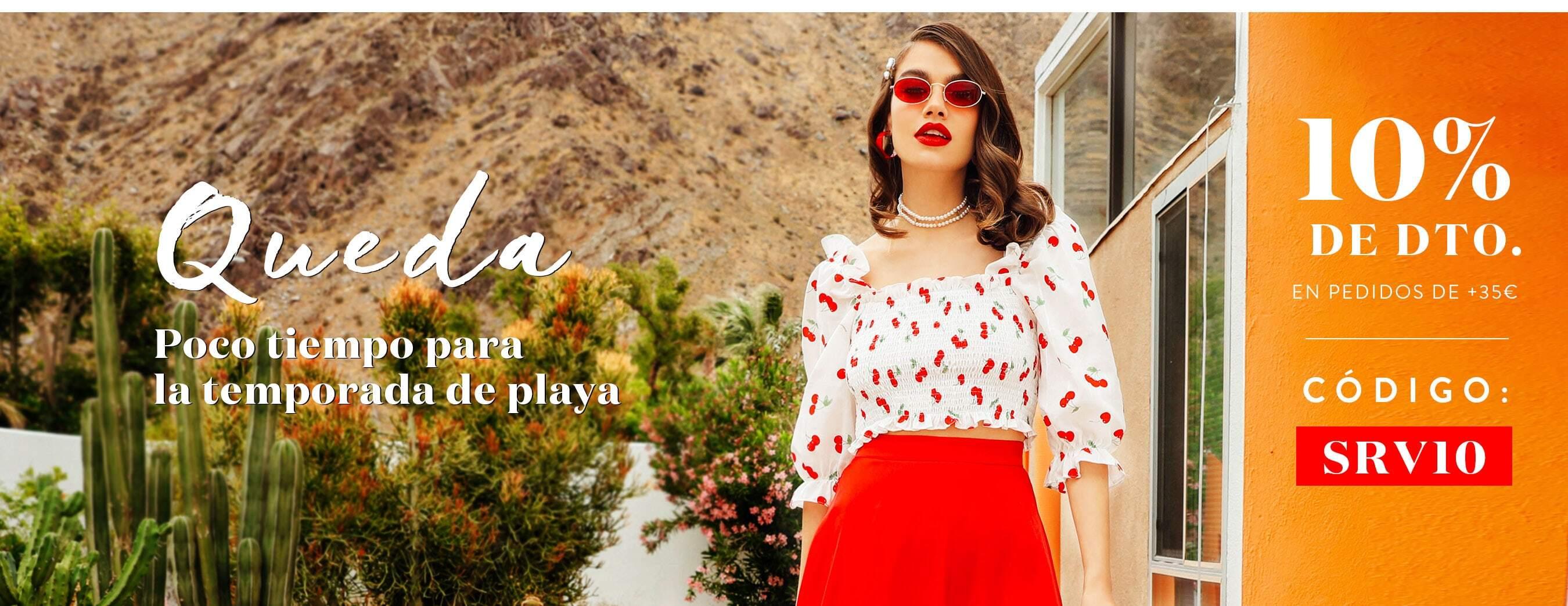 0911e3fda Ropa y moda de Mujer al mejor precio online