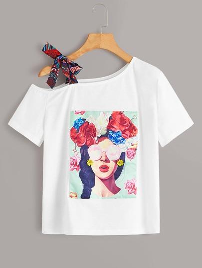 0b491280a Camisetas de la temporada al mejor precio |SHEIN