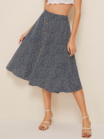 672a684249c8ce Women's Skirts, Shop Maxi Skirts & Mini Skirts Online | SHEIN UK