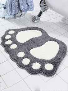 Ankle Shaped Absorbable Floor Mat