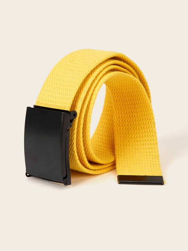 d605da31e1 Men Solid Buckle Belt