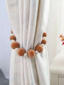 Beaded Curtain Tie Back 1pc