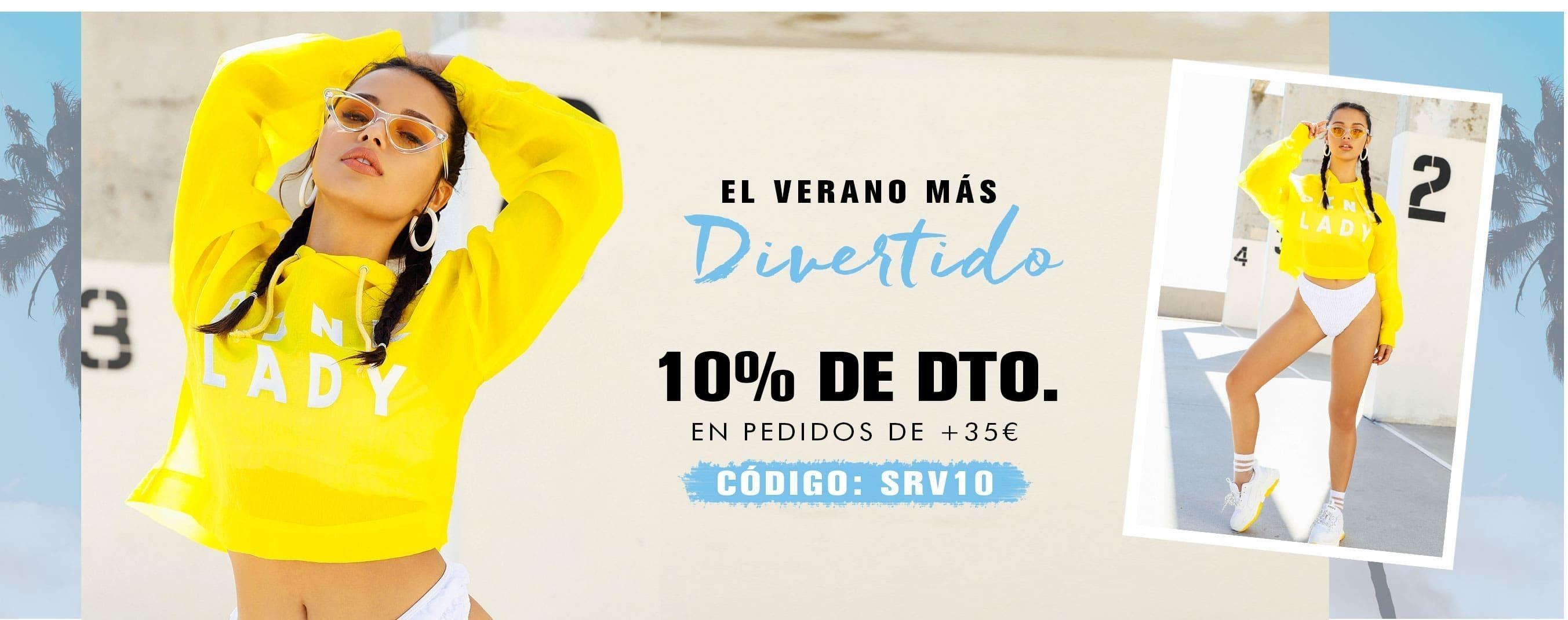 957dfeca6658 Ropa y moda de Mujer al mejor precio online