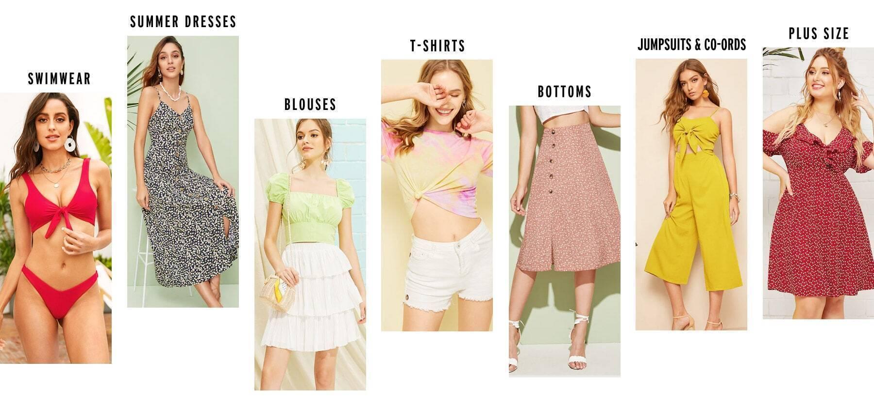 1a48fa51c14b Women's Clothing & Fashion, Shop Womenswear Clothing   SHEIN UK