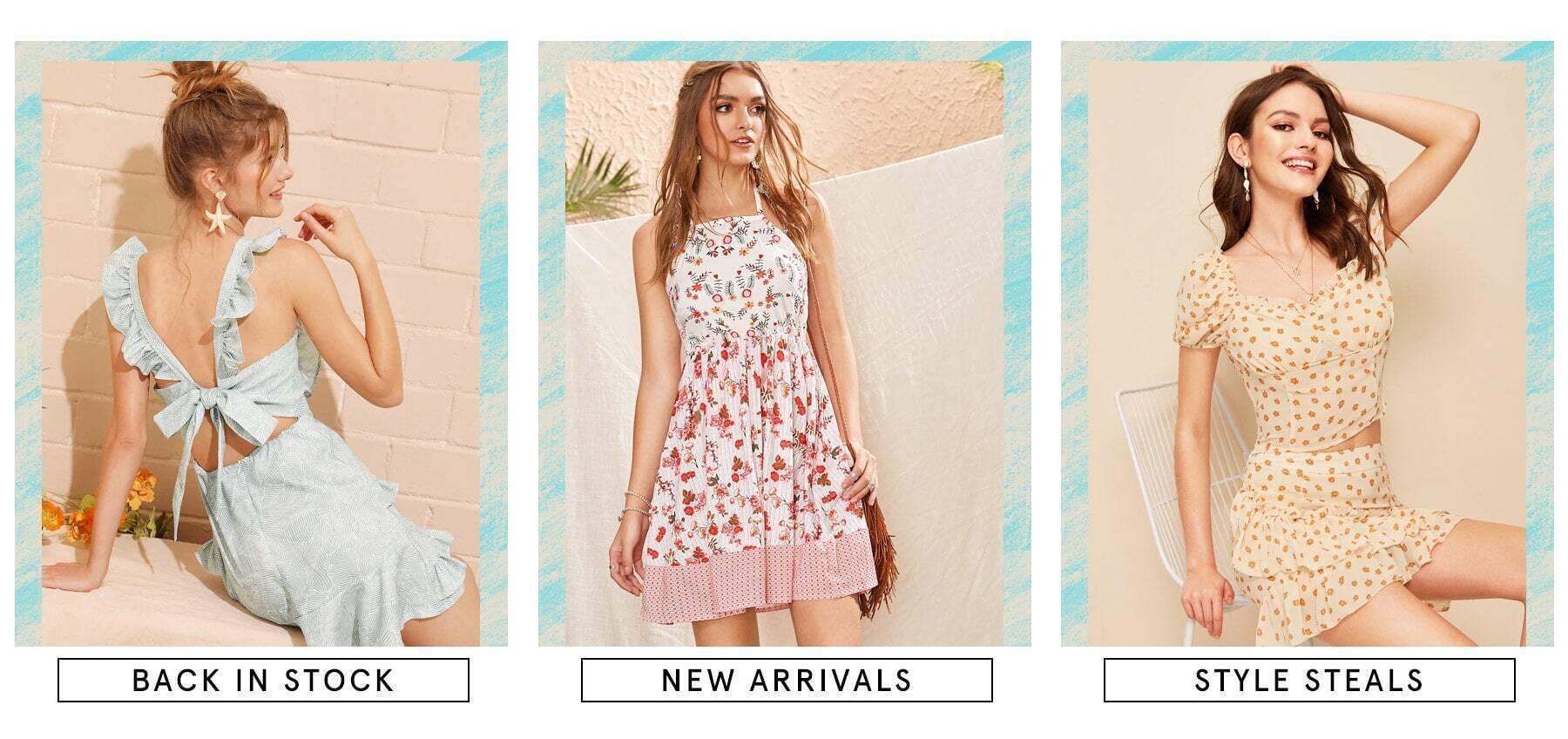 75cb8b774396 Women's Clothing & Fashion, Shop Womenswear Clothing | SHEIN UK