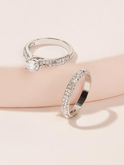 81b525fcc9 Rings - Jewelry, Shop Women's Rings Online   SHEIN IN