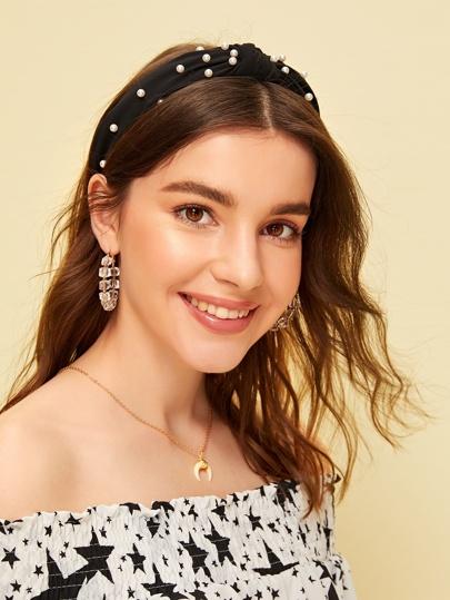 d8014c1c87 Hair Accessories | Hair Clippers, Hair Ties & Headbands | SHEIN UK