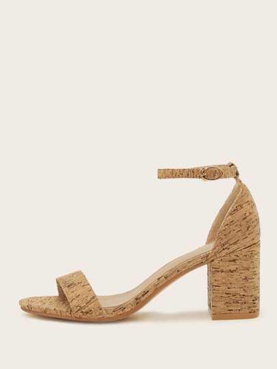 48ce086ed4 Heels, Shop Heels Online | SHEIN UK