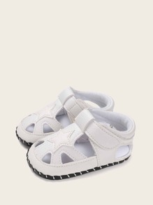 Baby Boys Cut Out Sandals