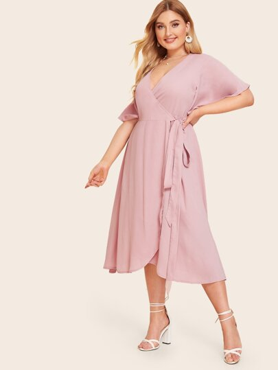 efec7bed81f2 Plus Size Dresses | Buy Women Curvy Fashion Online Australia | SHEIN