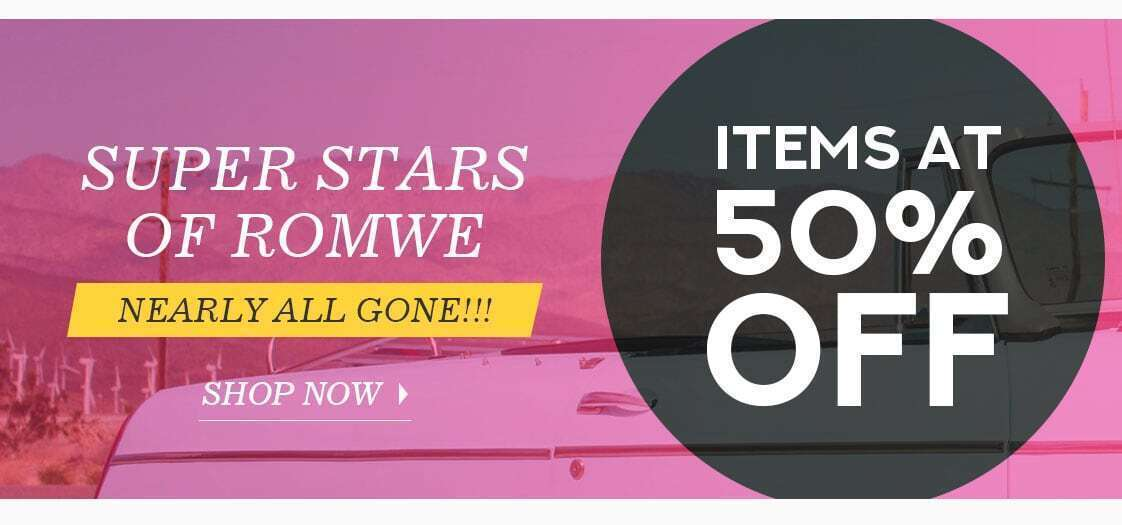 c187cb4c6f0df Shop The Latest Girls & Guys Fashion Trends at ROMWE