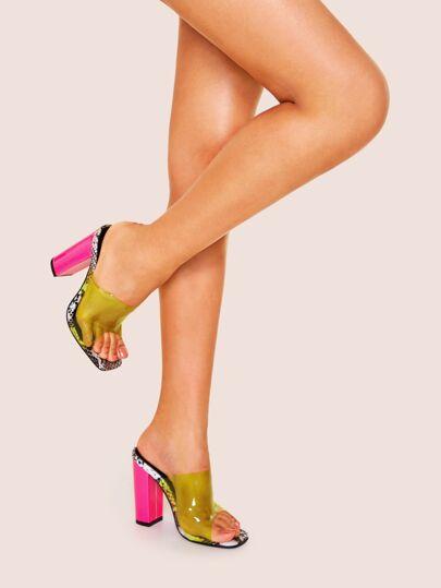 57a855e68fa Heels, High Heels & Kitten Heels | SHEIN IN