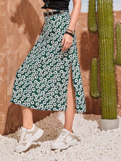 f2bf996325 Women's Skirts, Shop Maxi Skirts & Mini Skirts Online | SHEIN UK