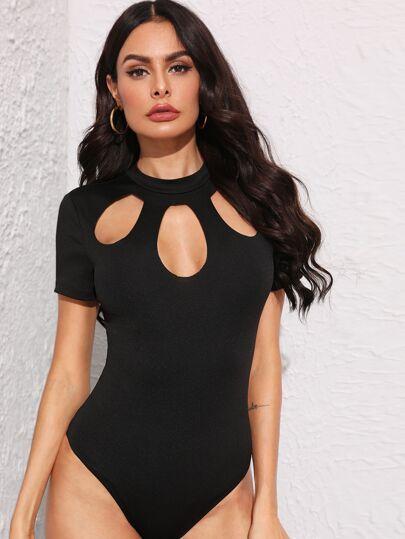 9b7949f267 Bodysuits, Shop Bodysuits Online | SHEIN UK