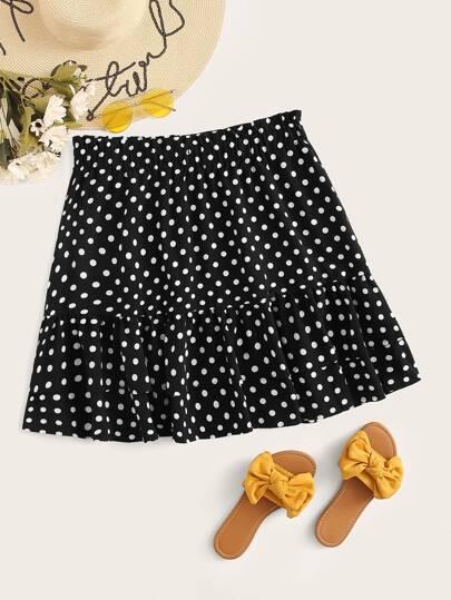 d99604114 Faldas de Tallas Grandes | SHEIN