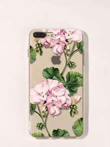 Floral Pattern iPhone Case