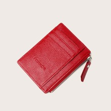 Textured Purse With Card Holder (swbag03190619593) photo