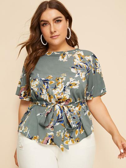 f2481ed95a Women's Trendy Plus Size Clothing | SHEIN
