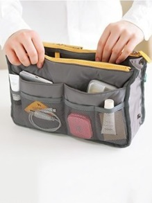 Large Zipper Travel Storage Bag