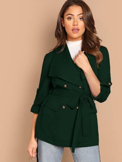 833bea52e4 Women's Coats   Spring & Summer Jackets   SHEIN IN