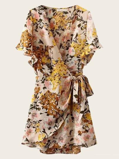52d7d543d5d95 Wrap Dresses, Shop Women'sTie Waist & Wrap Around Dress Online ...