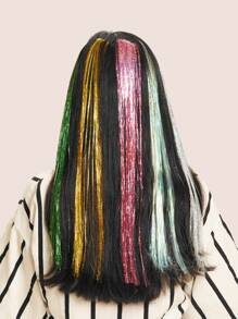 Colorful Wig Decorative Strip 5pcs