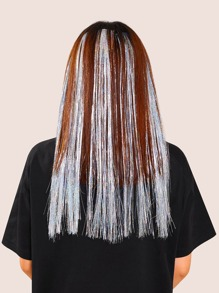 Metallic Wig Decorative Strip 5pcs