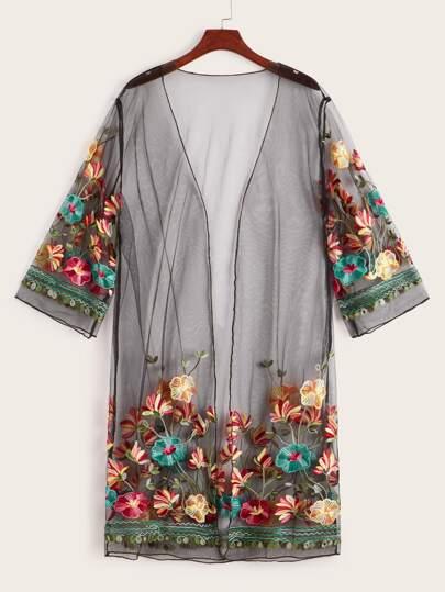 5e326460 Kimono, Kimono försäljning -SHEIN(SHEINSIDE)