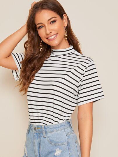 5f0379a77 T-shirts | T-shirts tendance pour femmes | SHEIN