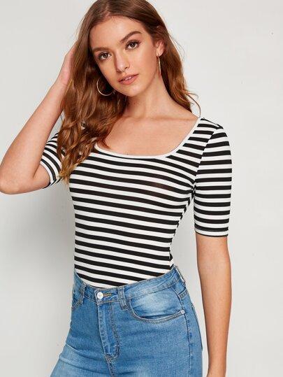cf8bff0660c1 Women's T-Shirts, Oversized & Designer T-Shirts | SHEIN IN