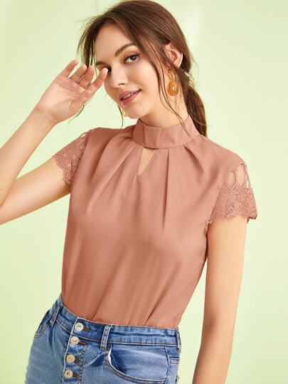 6567e32f793 Tops, Summer Tops | SHEIN IN
