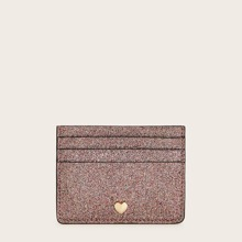 Heart Decor Glitter Purse (swbag03190625123) photo