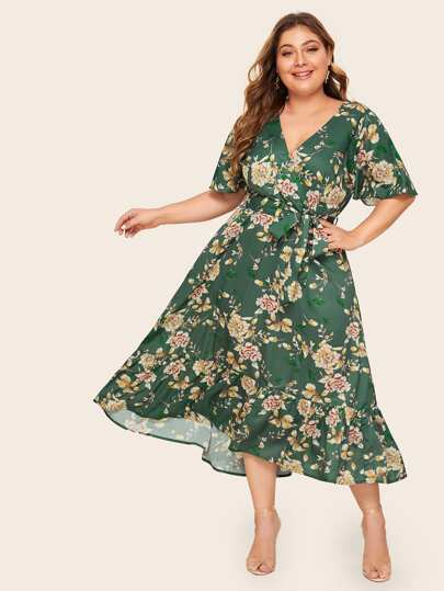 ff44201d864 Plus Size Dresses | Buy Women Curvy Fashion Online Australia | SHEIN