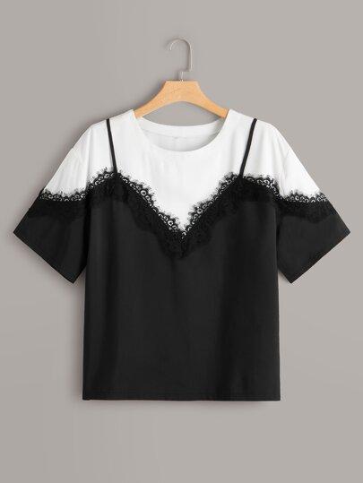 3ffbd067f526 Blusas tallas grandes | Encuentra tu blusa ideal | SHEIN